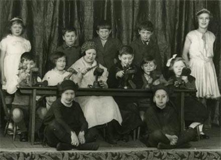 School Play 1938