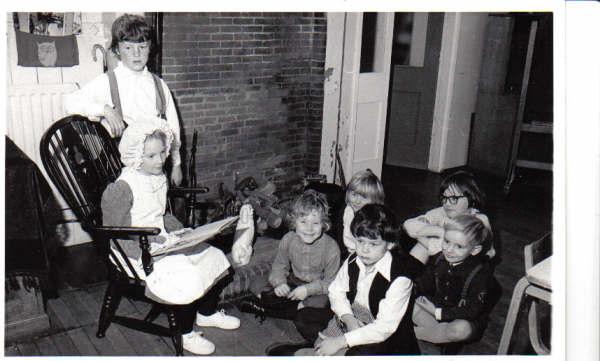 Grewelthorpe school centenary