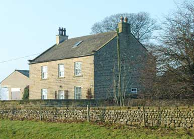 Typical Dales Farmhouse