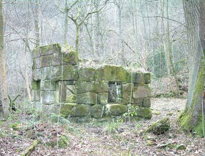 The Rustic Temple Hackfall