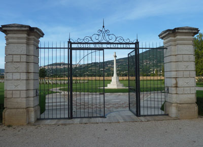 Assisi War Cemetery