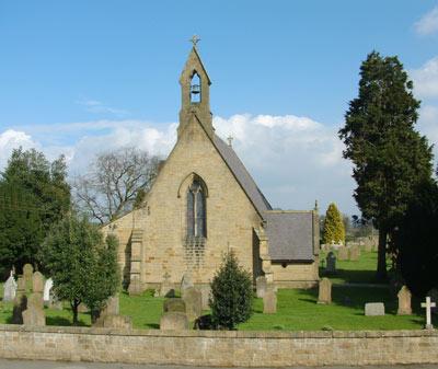 St James's Church Grewelthorpe