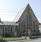 Grewelthorpe Methodist chapel